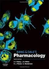 9780702053627-0702053627-Rang & Dale's Pharmacology