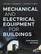 9781119463085-1119463084-Mechanical and Electrical Equipment for Buildings
