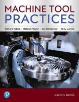 9780134893501-0134893506-Machine Tool Practices (What's New in Trades & Technology)