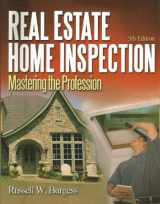 9780793168255-0793168252-Real Estate Home Inspection: Mastering the Profession