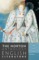 9780393912470-0393912477-The Norton Anthology of English Literature (Ninth Edition)  (Vol. 1)