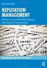 9780415716284-0415716284-Reputation Management: The Key to Successful Public Relations and Corporate Communication