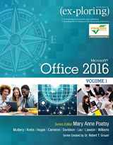 9780134320793-0134320794-Exploring Microsoft Office 2016 Volume 1 (Exploring for Office 2016 Series)