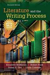 9780134678757-0134678753-Literature and the Writing Process, MLA Update (11th Edition)