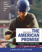 9781319209056-131920905X-The American Promise: A Concise History, Volume 2