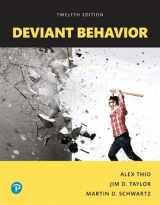 9780134627090-0134627091-Deviant Behavior, Books a la Carte