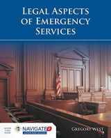 9781284068276-1284068277-Legal Aspects of Emergency Services