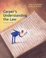 9781285428420-1285428420-Carper's Understanding the Law