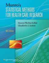 9781451187946-1451187947-Munro's Statistical Methods for Health Care Research