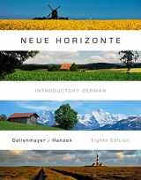 9781133946175-1133946178-Student Activities Manual for Dollenmayer/Hansen's Neue Horizonte, 8th