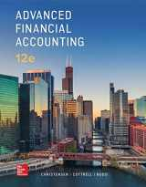 9781260165111-1260165116-Loose Leaf for Advanced Financial Accounting