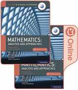 9780198427162-0198427166-Oxford IB Diploma Programme IB Mathematics: analysis and approaches, Higher Level, Print and Enhanced Online Course Book Pack