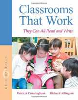 9780134089591-0134089596-Classrooms That Work: They Can All Read and Write