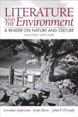 9780205229352-0205229352-Literature and the Environment: A Reader on Nature and Culture