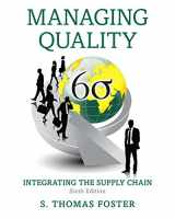 9780133798258-0133798259-Managing Quality: Integrating the Supply Chain (6th Edition)