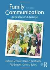 9781138285279-1138285277-Family Communication: Cohesion and Change