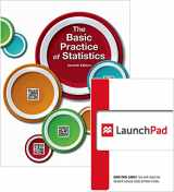 9781319019341-131901934X-Bundle: Basic Practice of Statistics 7e & LaunchPad (Twelve Month Access)