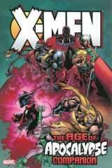9780785185147-0785185143-X-Men: Age of Apocalypse Omnibus Companion