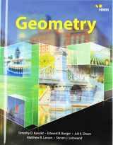 9781328900036-1328900037-AGA: Student Edition Hardcover Geometry 2018