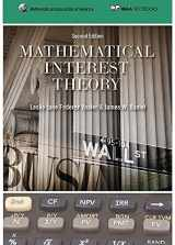 9780883857540-0883857545-Mathematical Interest Theory (Mathematical Association of America Textbooks)