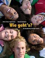 9781285733609-1285733606-Wie geht's? (World Languages)