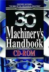 9780831130930-0831130938-Machinery's Handbook, CD-ROM Only