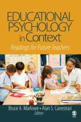 9781412913881-1412913888-Educational Psychology in Context: Readings for Future Teachers