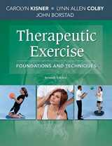 9780803658509-0803658508-Therapeutic Exercise: Foundations and Techniques (Therapeudic Exercise: Foundations and Techniques)