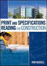 9780470879412-0470879416-Print and Specifications Reading for Construction