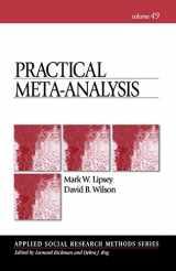 9780761921684-0761921680-Practical Meta-Analysis (Applied Social Research Methods)