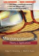 9780470404089-0470404086-Microeconomics: Theory & Applications