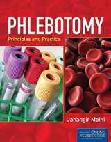 9781449652609-1449652603-Phlebotomy: Principles and Practice: Includes Online Access Code for Companion Website