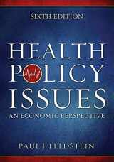 9781567936964-1567936962-Health Policy Issues: An Economic Perspective, Sixth Edition