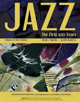 9781305091863-1305091868-Jazz: The First 100 Years, Enhanced Media Edition (with Digital Music Downloadable Card, 1 term (6 months) Printed Access Card)
