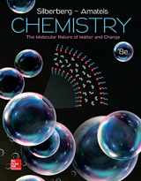 9781259916250-1259916251-STUDENT SOLUTIONS MANUAL CHEMISTRY: MOLECULAR NATURE MATTER