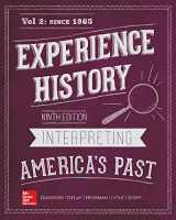 9781260164459-1260164454-Experience History Vol 2: Since 1865
