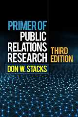 9781462522705-146252270X-Primer of Public Relations Research, Third Edition