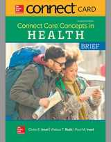 9781260153378-1260153371-Connect Access Card for Core Concepts in Health Brief