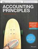 9781119501848-1119501849-Accounting Principles, 13e WileyPLUS NextGen Card with Loose-Leaf Print Companion Set