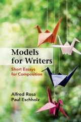 9781457667848-1457667843-Models for Writers: Short Essays for Composition