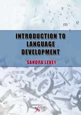 9781597564892-1597564893-Introduction to Language Development
