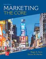 9781260088861-1260088863-Looseleaf for Marketing: The Core