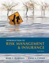 9780131394124-0131394126-Introduction to Risk Management and Insurance (Prentice Hall Series in Finance)
