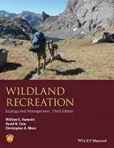 9781118397008-1118397002-Wildland Recreation: Ecology and Management (Wiley Desktop Editions)
