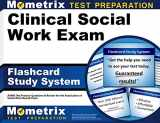 9781621208648-1621208648-Clinical Social Work Exam Flashcard Study System: ASWB Test Practice Questions & Review for the Association of Social Work Boards Exam (Cards)