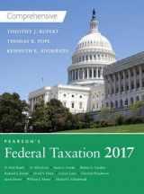 9780134420646-0134420640-Pearson's Federal Taxation 2017 Comprehensive (30th Edition)