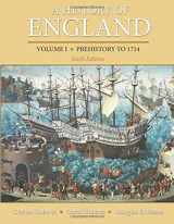 9780205867776-0205867774-A History of England, Volume 1: Prehistory to 1714