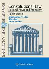 9781543805949-1543805949-Constitutional Law (Examples & Explanations)
