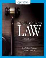 9781305948648-1305948645-Introduction to Law