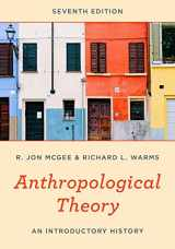 9781538126202-1538126206-Anthropological Theory: An Introductory History